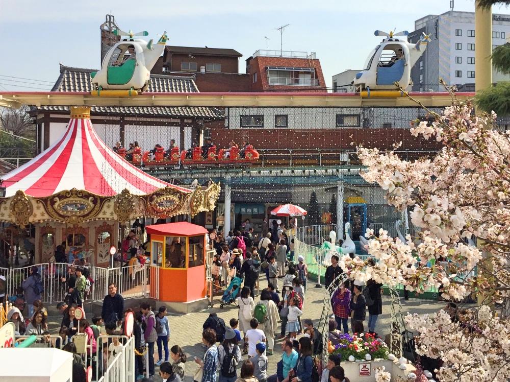 Secret Tokyo: Asakusa's Hidden Amusement Park, Hanayashiki