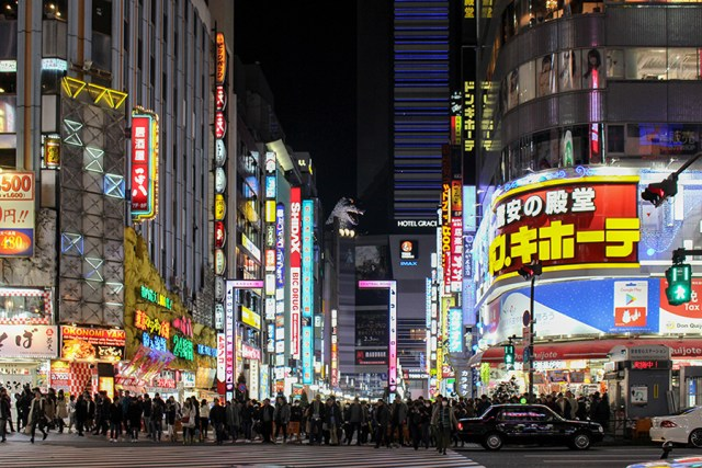 traveling to japan for the first time