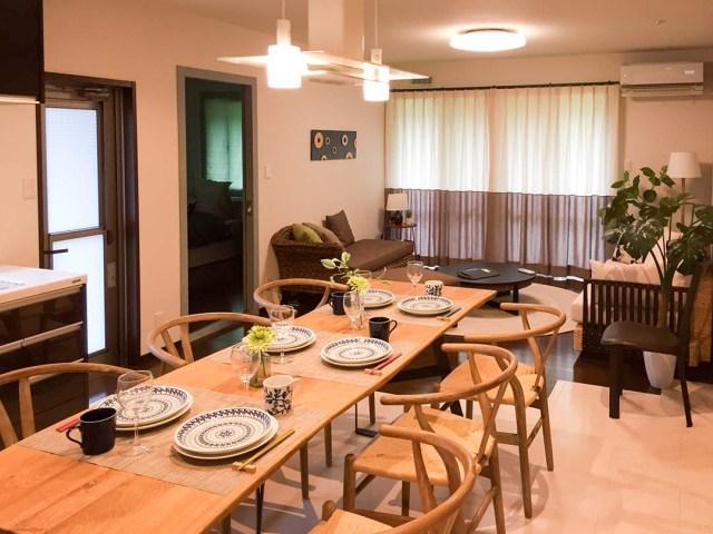 airbnb in japan (c)EatTalkTravelJapan
