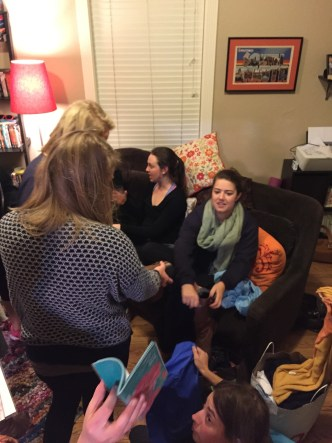 january womens circle