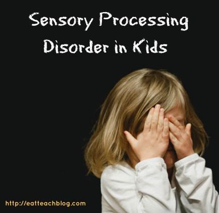 Sensory Processing Disorder Children