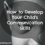 Communication Skills and Activities for Kids