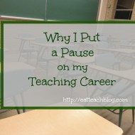That Time I Quit Teaching Mid Year