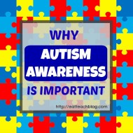 Why Autism Awareness is Important