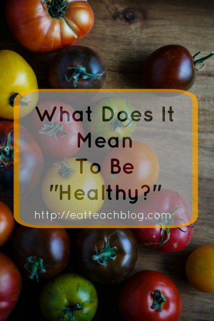 does healthy lifestyle mean