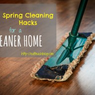 Five Spring Cleaning Tips for Your Home