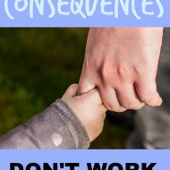 Why Consequences Are Not Effective in Improving Behaviors