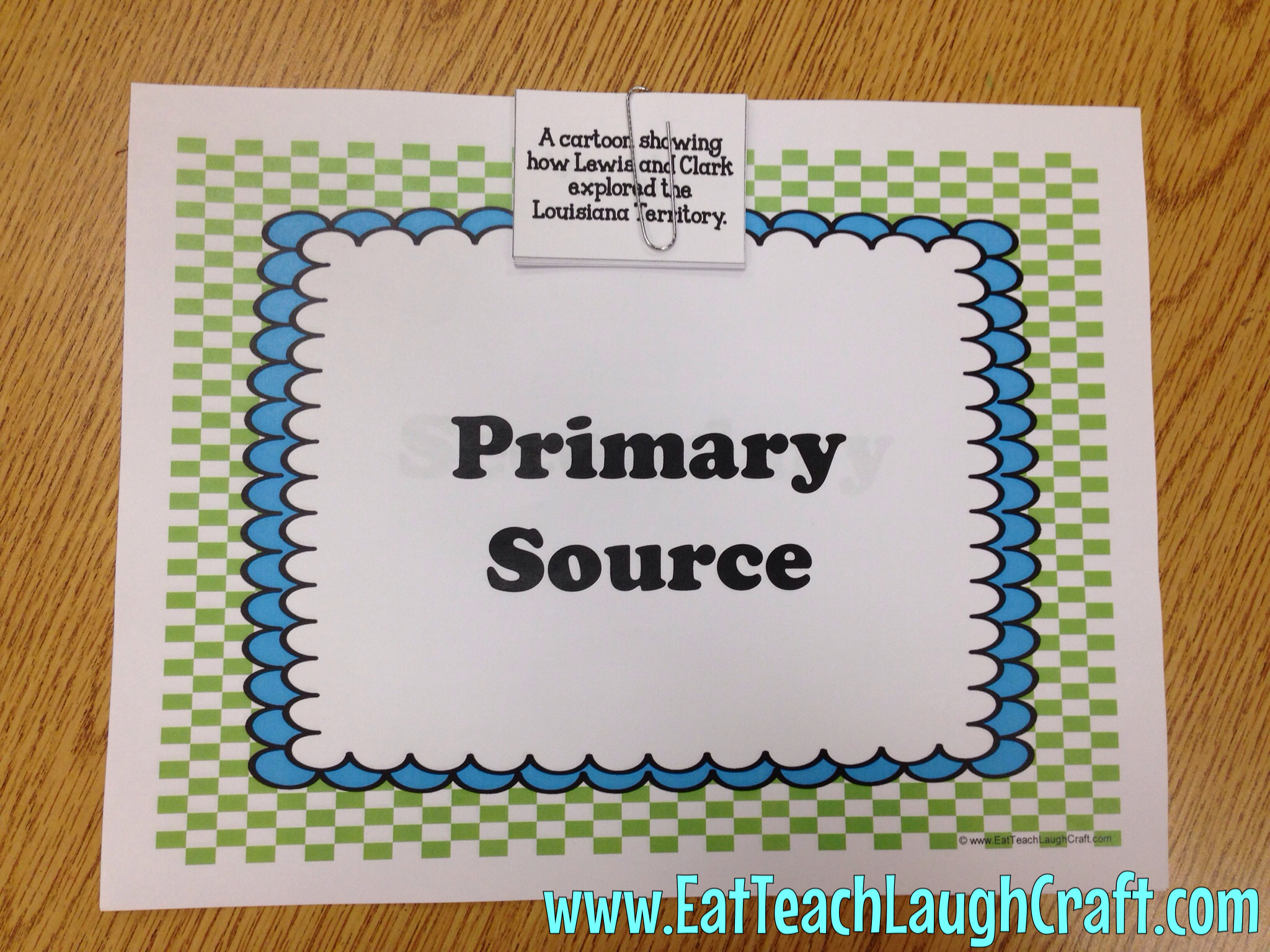 Investigating Primary Amp Secondary Sources In Social