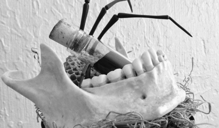 Halloween DIY: Necro-Crafting Spider Legs
