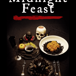 The first official Nom cookbook - Midnight Feast!