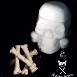 Halloween Recipe: Sweet and Sour Shortbread Bones