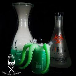 Evil Genius Halloween Drink