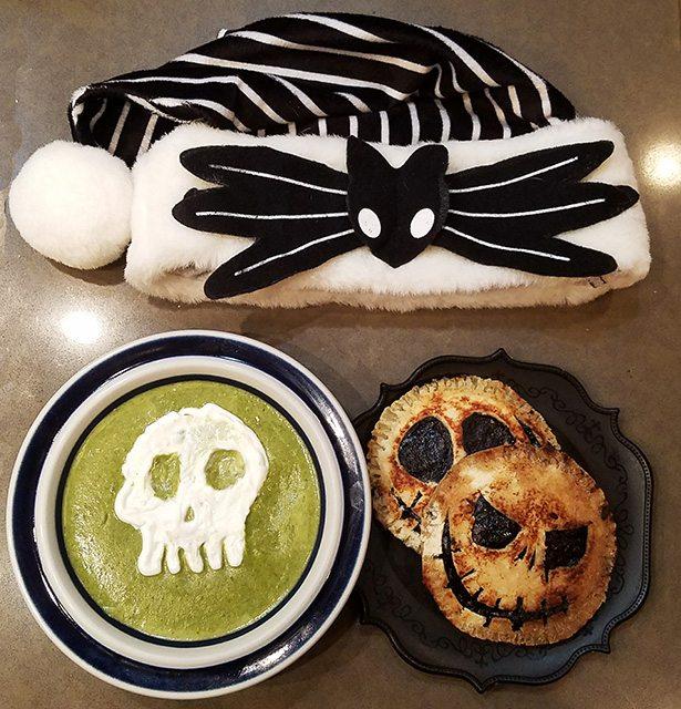 Halloween Recipe Nightmare Before Christmas Sallys Worm