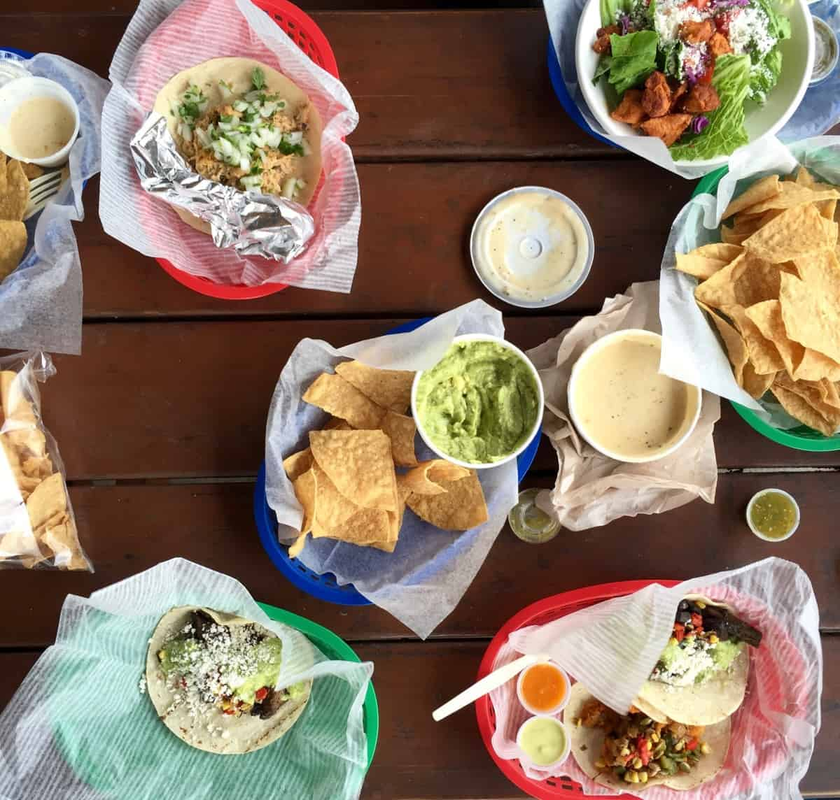 Central Austin Eats