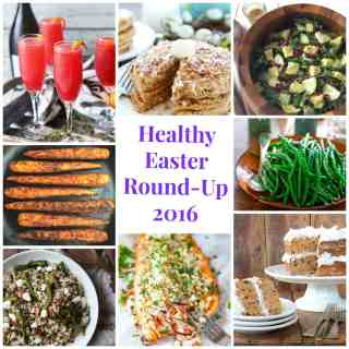 Healthy Easter Round-Up 2016