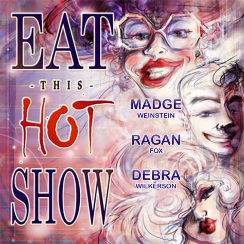 eat this hot show album art