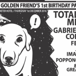 Celebrate Our Golden Friend's 1st Birthday