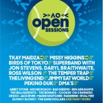 2017 Australian Open Sessions Line-up Announced