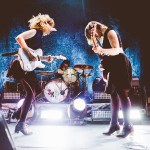 Sleater-Kinney are set to release their first ever live album