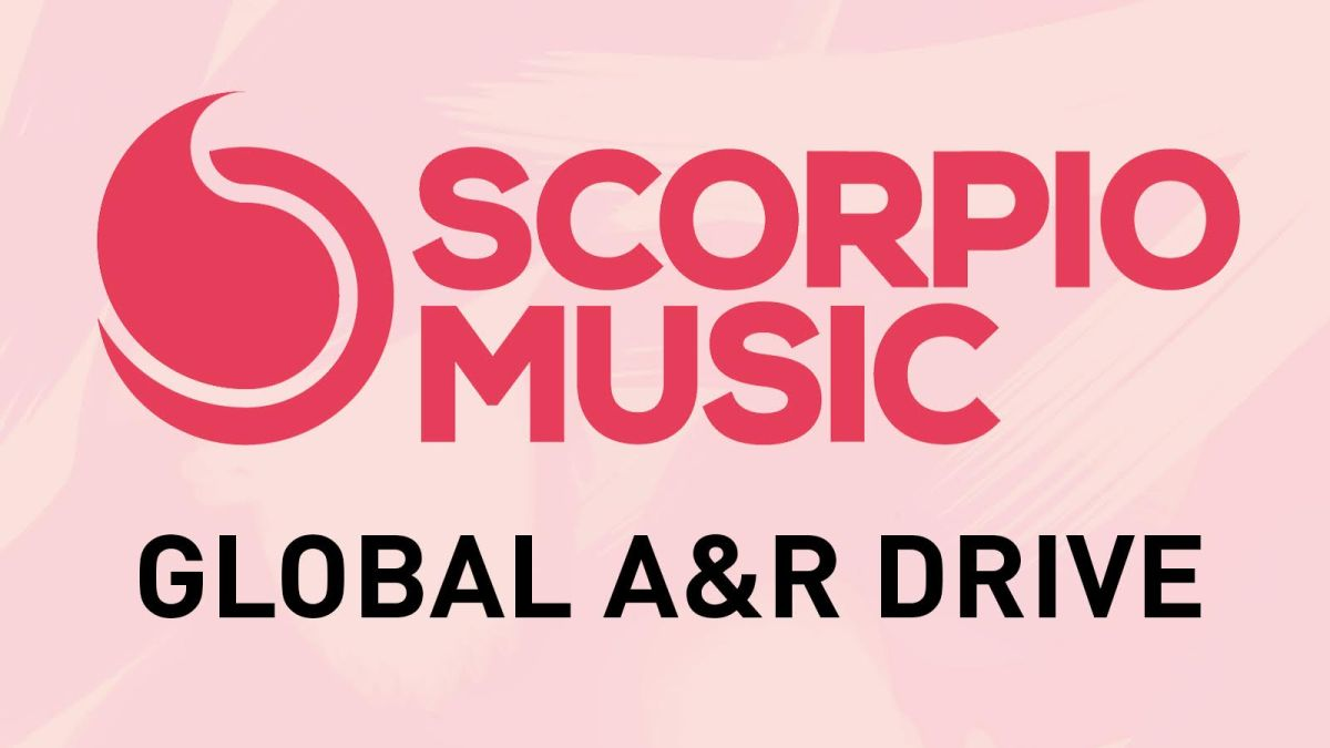 Scorpio Music announce the A&R Talent Search
