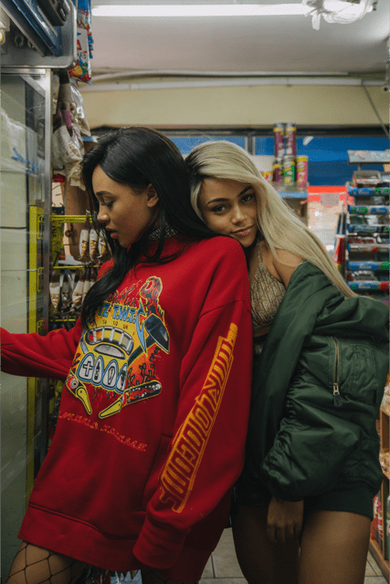 South London sisters Blessed release second offering 'My Yute'