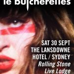 Le Butcherettes announce a one-off headline performance in Sydney in September