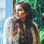Sampson explores the supportive nature of her grandad in her debut single 'Shake The Fire'