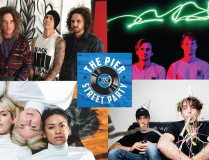 Thundamentals, Art vs. Science, Gyroscope, Rackett and more front The Pier Street Party