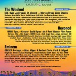 Line up announcement: Coachella 2018
