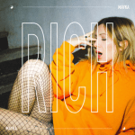 Death Team's MAYKA explores the pointless attempt at aiming for superficial goals in her new solo track 'Rich'