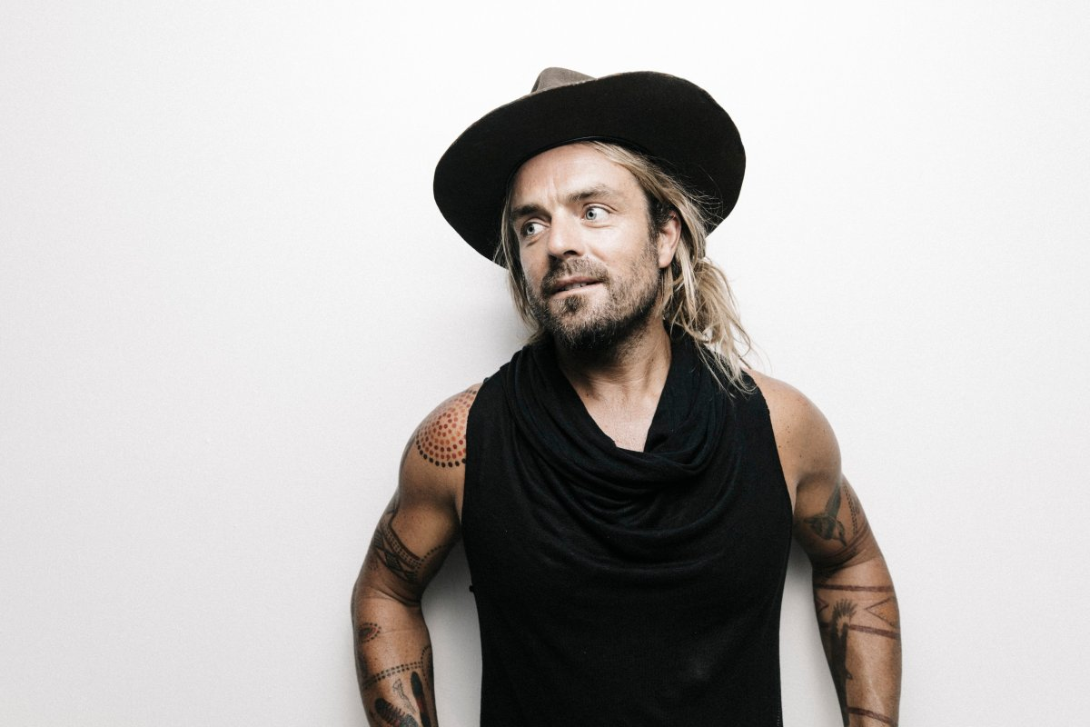 Xavier Rudd on his ninth studio album 'Storm Boy'