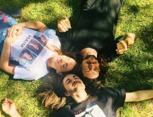 Dan from Heaps Good Friends on their debut EP 'Hug Me', forthcoming shows and positivity