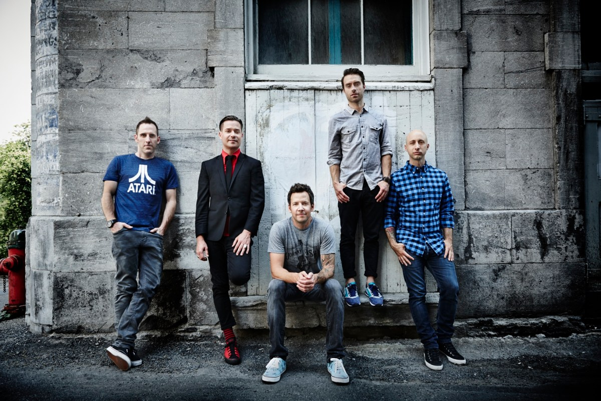 Jeff Stinco from Simple Plan on the 15th Anniversary Tour Edition of 'No Pads, No Helmets... Just Balls', upcoming Australian tour and more