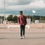 """David Rojas brings you the perfect sunset driving vibes with """"Waterfalls"""""""