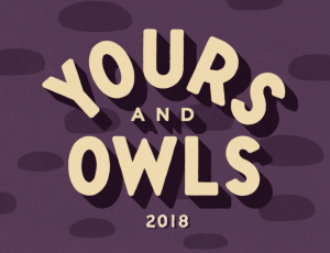 Set times: Yours & Owls Festival 2018
