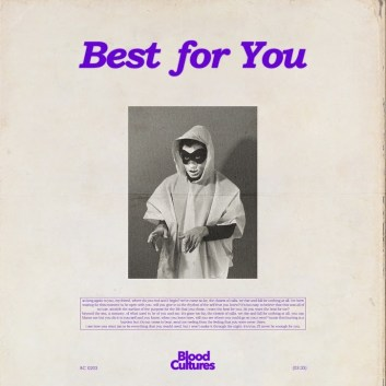 New single: 'Best Of You' by Blood Cultures (New Jersey)
