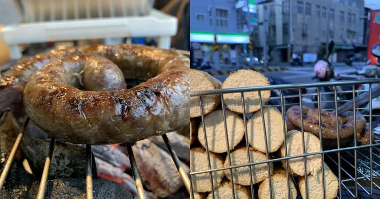 廟口香腸熟肉/傳承台南好味道-香腸熟肉尋找台南府城古早味的美食地圖