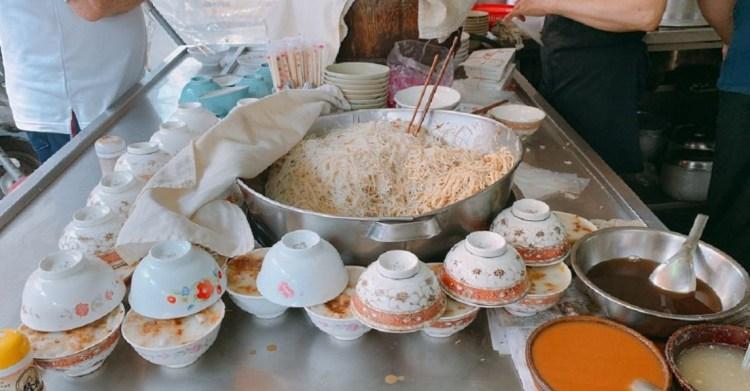 米糕碗粿米粉|嘉義銅板美食,碗粿、米粉、米糕……等,銅板價就可以讓你飽足一餐了。