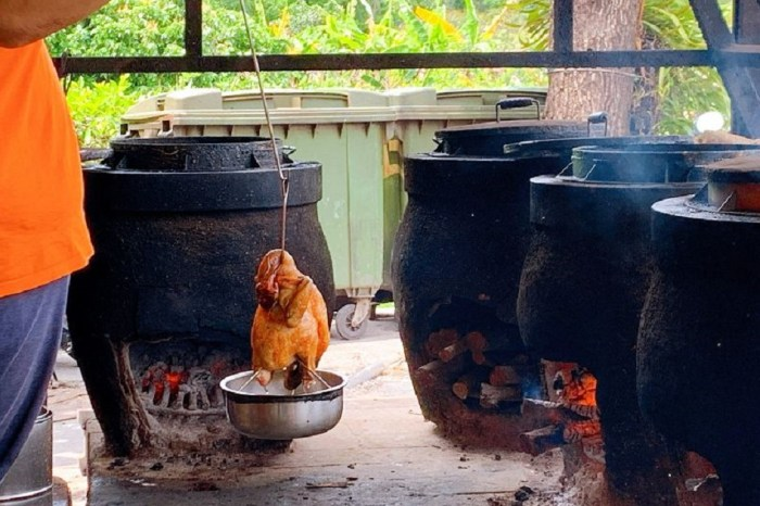 七里香甕仔雞(白河店)|甕仔雞,風味合菜,熱炒美味上菜迅速,到白河關仔嶺玩可以來嚐嚐!