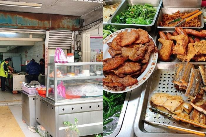 國安街宗和便當 沒有招牌的在地人早午餐便當店!