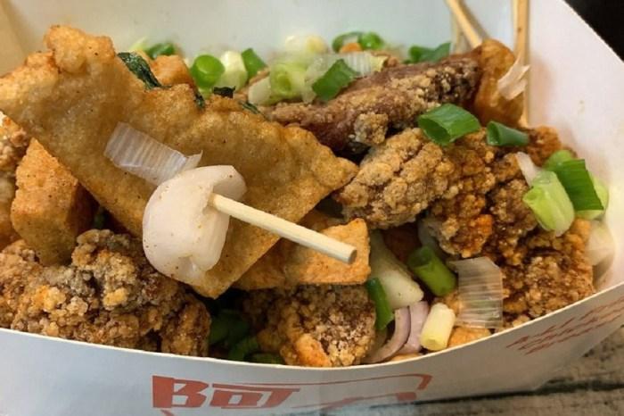 阿力香雞排(安本店)|台南炸物專賣店香雞排、鹹酥雞、炸魷魚,在地人很推薦的消夜!