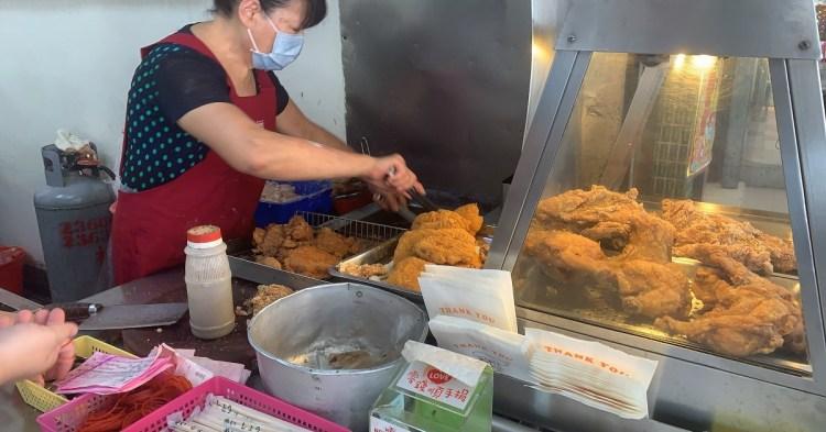 阿娥排骨飯 台南東區人氣排骨便當,健康營養又美味的便當!