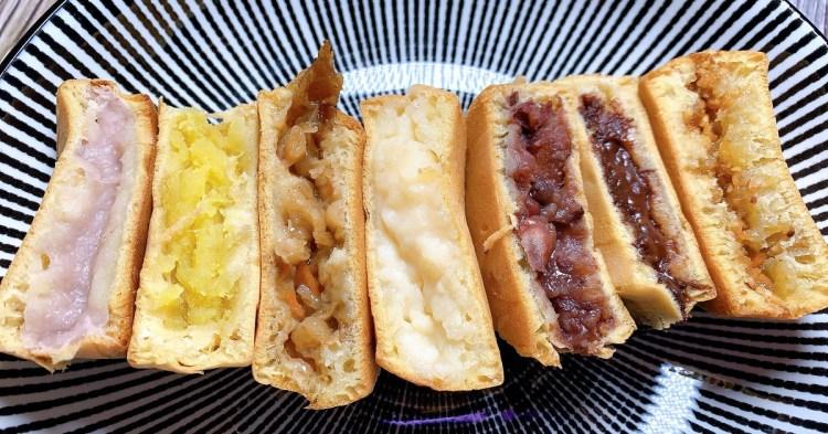 陳媽媽紅豆餅|8種口味一律8元!嘉義超高CP值紅豆餅!