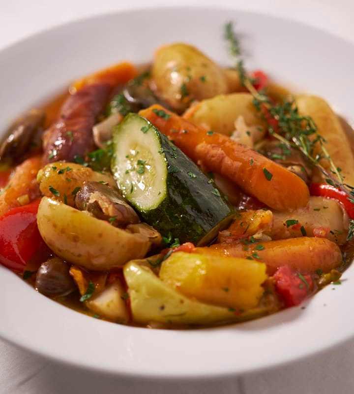 Braised Vegetable Stew