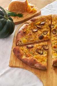 Acorn Squash Pizza