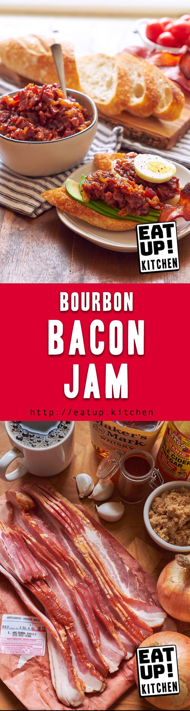 Bourbon Bacon Jam