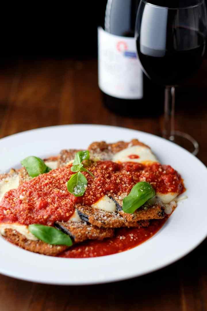 Eat Up! Kitchen | Eggplant Parm