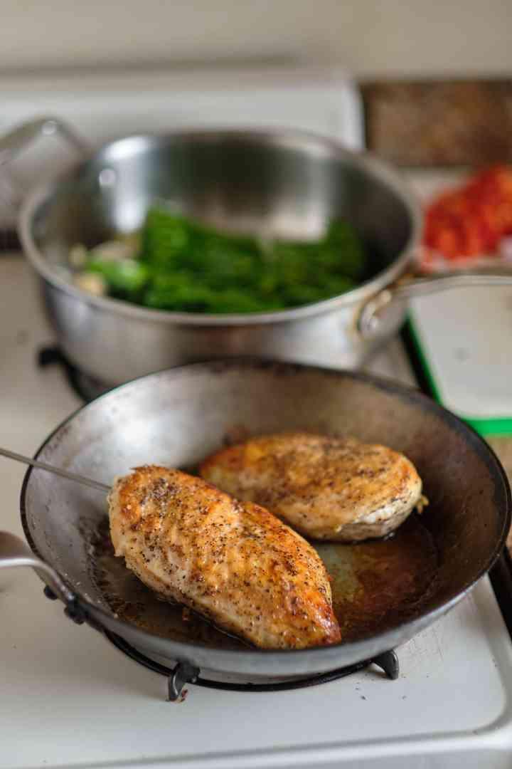 Weeknight Boneless Skinless Chicken Breast