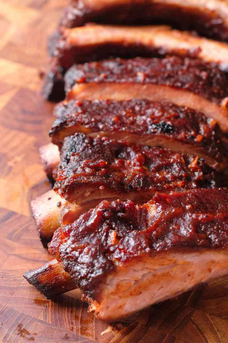Baked Kansas City Ribs