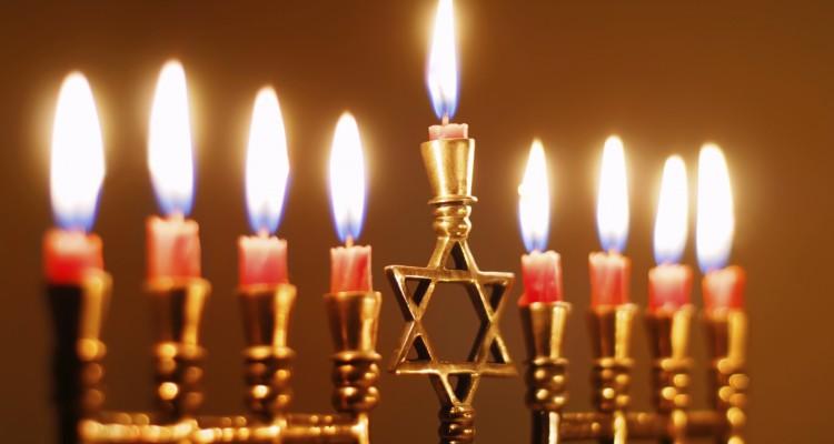 Image result for Menorah Lighting